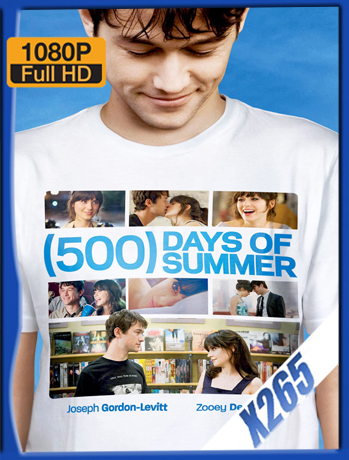 500 Days of Summer [2009] 1080P Latino [X265_ChrisHD]