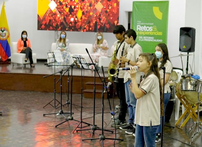 Alfonso Jaramillo, Villasantana y Aquilino Bedoya fueron las tres instituciones educativas ganadoras del Foro Educativo Municipal