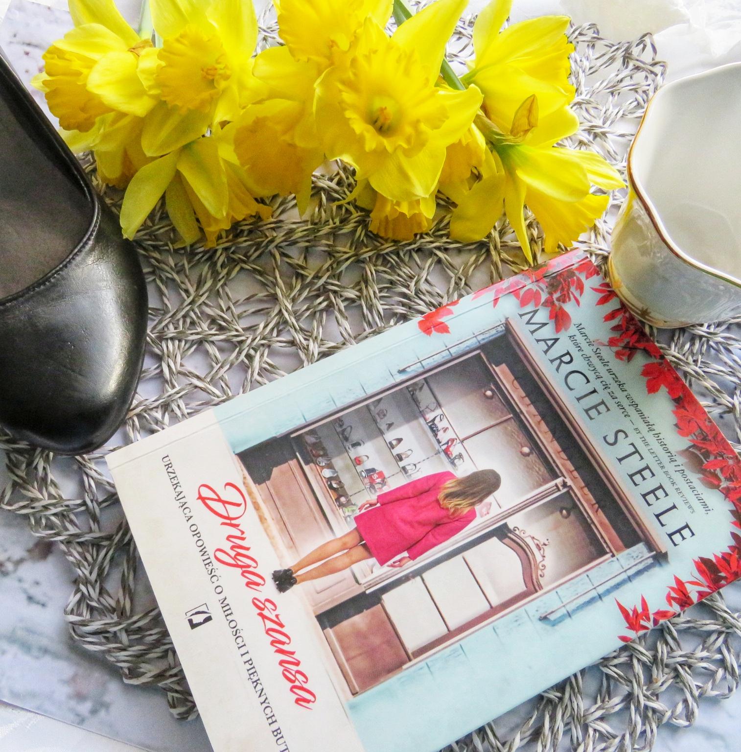 Druga szansa. Urzekająca opowieść o miłości i pięknych butach Marcie Steele - recenzja