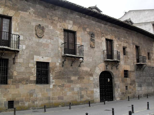 Palacios en Aranda del Duero