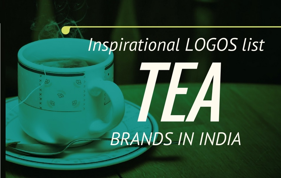 25 Creative Tea Brands Logos India | Brandyuva.in