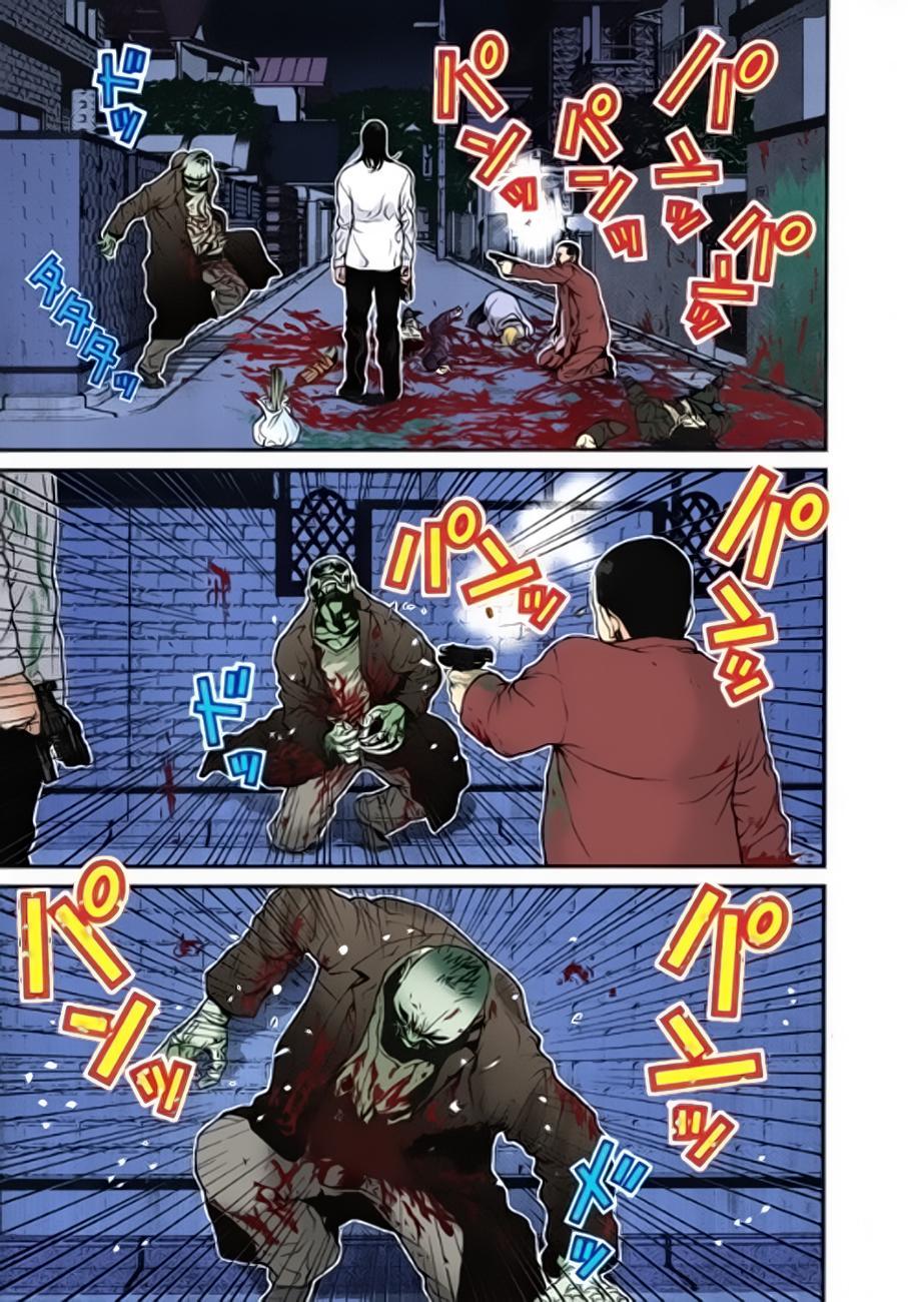 Gantz Chap 11: Tất cả đều chết trang 17