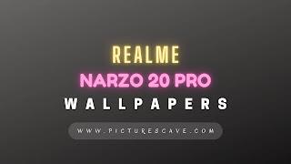Realme Narzo 20 Pro Wallpaper Download
