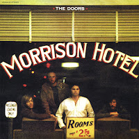 the doors jim morrison hotel 1970 psychedelic