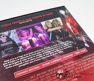 Nación Salvaje DVD Extras