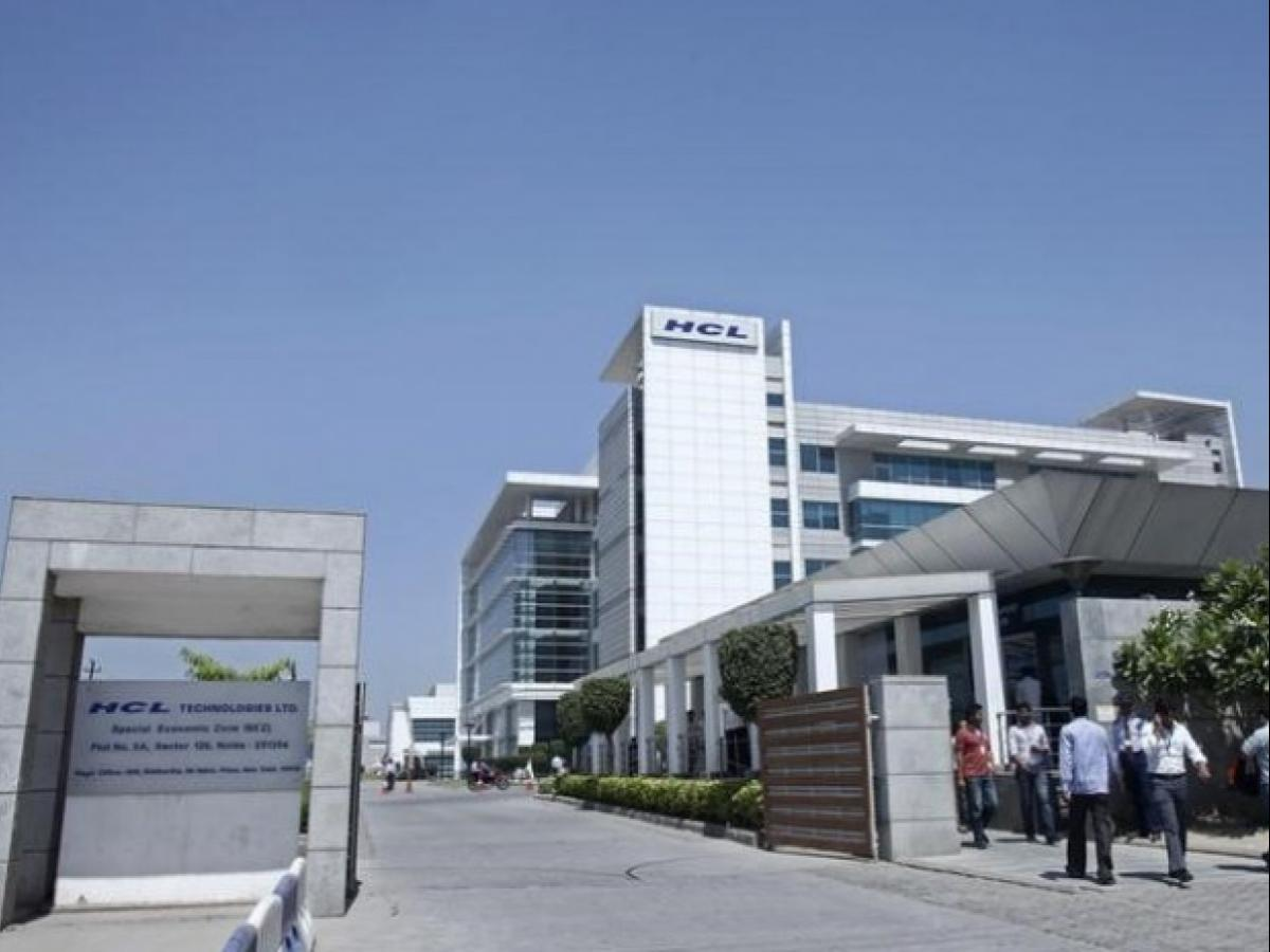 HCL Technologies Hyderabad Campus