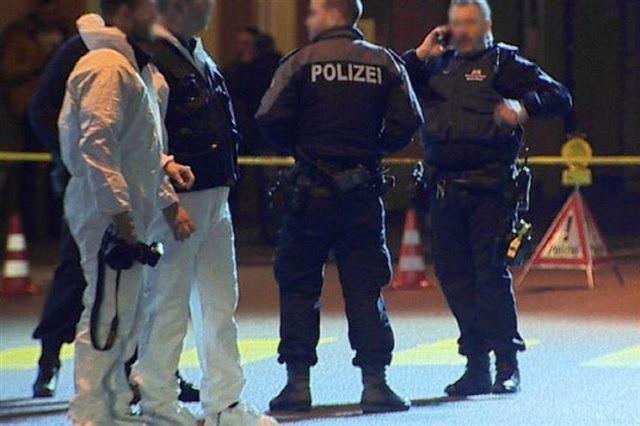 Fotografia da Policia Suíça