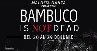Bambuco is not dead | Factoria La L'Explose Bogotá