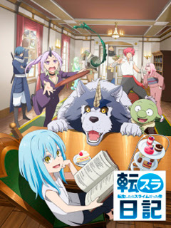 Assistir Tensura Nikki Tensei shitara Slime Datta Ken Online