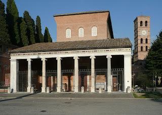 Sao lourenco fora muros - Basílica de São Lourenço Fora dos Muros