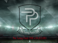 Patch PES 2018 Terbaru dari Tuning Patch V1.04.01.3.00.1