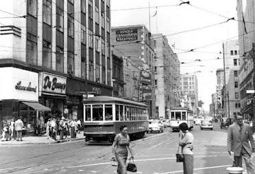 St Catherine Street, 1956