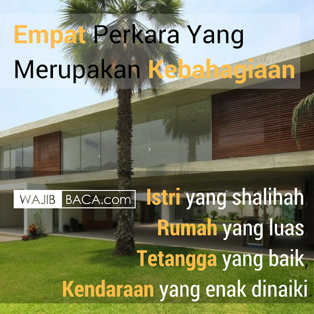 Beginilah Rumah Rasulullah dan Konsep Islam tentang Rumah Idaman