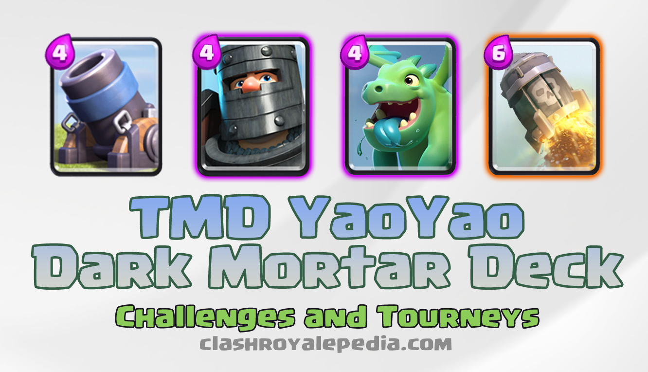 The Best Mortar Deck Strategies Clash Royalepedia