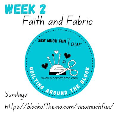 Week 2 Sew Much Fun Tour blog quilting blocks