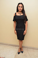 South Actress Amulya in short black dress at Kalamandir Foundation 7th anniversary Celebrations ~  Actress Galleries 027.JPG