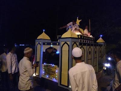 Pawai Ta'aruf dalam rangka menyambut Tahun Baru Islam 1440 H