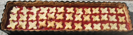 CROSTATA ALLE FRAGOLE SUPER!!!