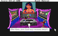 Videojuego Leisure Suit Larry Goes Looking for Love