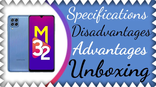 Samsung Galaxy M32 - Full phone Specifications
