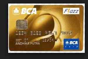 √ Cara membuat kartu kredit Flazz serta apa syarat dan ketentuan dalam menggunakan kartu Flaszz Bca 2