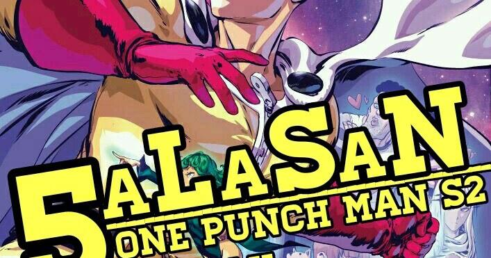 5 Alasan One Punch Man Season 2 Sampah