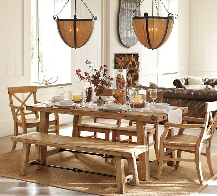 pottery barn dining room sets | I Love Orla Kiely: Dining Chairs: The Look For Less