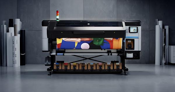 HP Apresenta novas Impressoras Latex, mais Versáteis e Sustentáveis