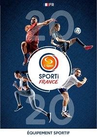 Catalogue Sportifrance 2020 : Accessoires et matériel sportif