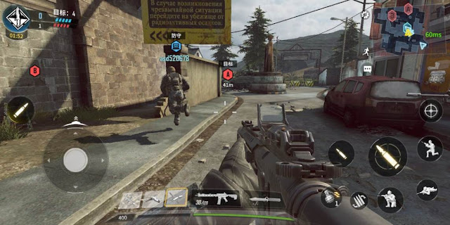 Download Game Call Of Duty Mobile