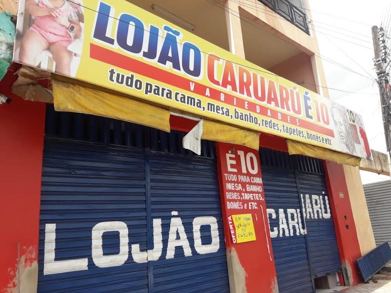 Lojão Caruaru é 10 em Pedreiras recebeu um mundo em novidades.