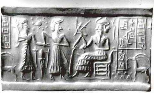 annunaki enki god sumerian
