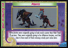 My Little Pony Pirates MLP the Movie Trading Card