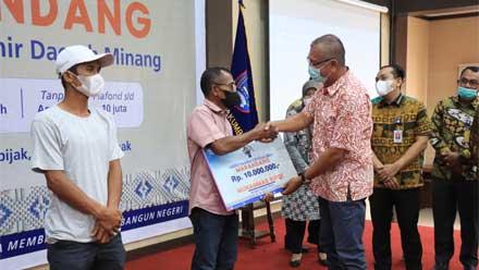 Bank Nagari Luncurkan Program KUR Super Mikro di Payakumbuh
