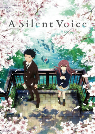 A Silent Voice 2016 Full English Movie Download BRRip 720p ESub