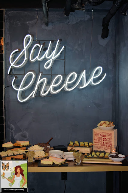 Murray's Cheese The Leroy Room Bleeker Street New York City