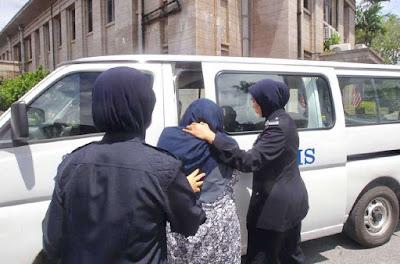 Pelajar IPT Dituduh Bunuh Bayi