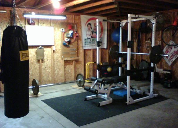 how to build a garage gym like a pro home gyms workout space