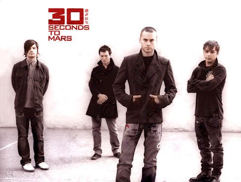 Cantantes Del Momento 30 Seconds To Mars