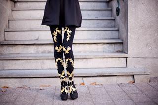 diy: medias Dolce & Gabbana