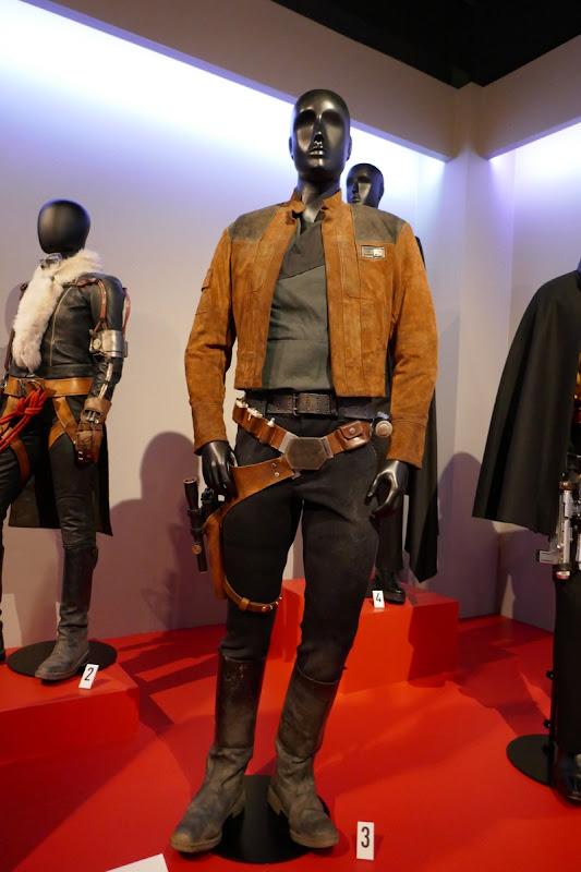Alden Ehrenreich Solo Star Wars Han costume