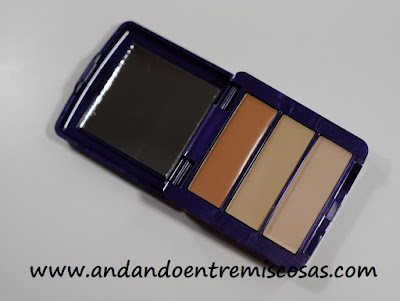 Kit corrector de imperfecciones The One