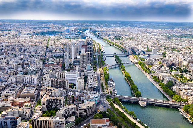 Parigi-aree verdi-Senna-alberi-giardini