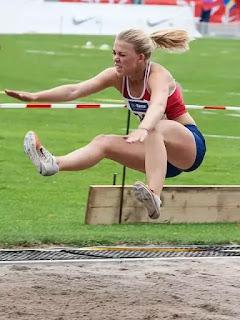 long jump cardio