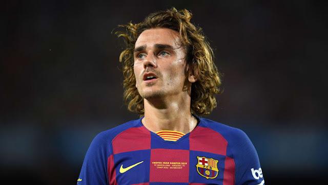 La presse espagnole lance une polémique sur l'entente Griezmann-Messi