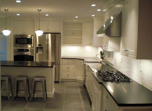 Before & After Kitchen Renovation  |  Health