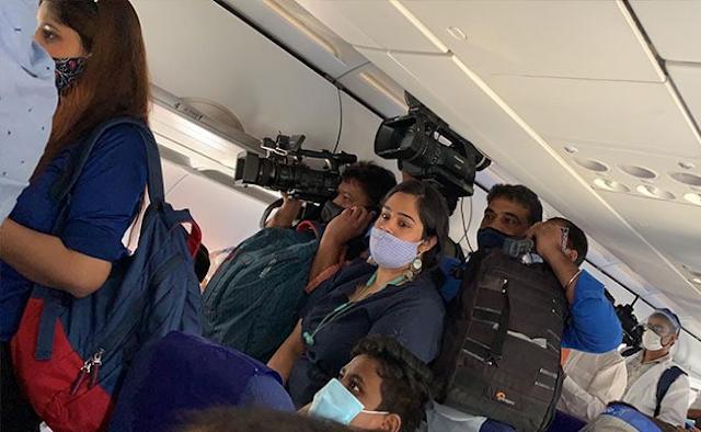 कंगना रणौत की फ्लाइट में मची अफरा-तफरी, डीजीसीए ने इंडिगो से मांगा जवाब