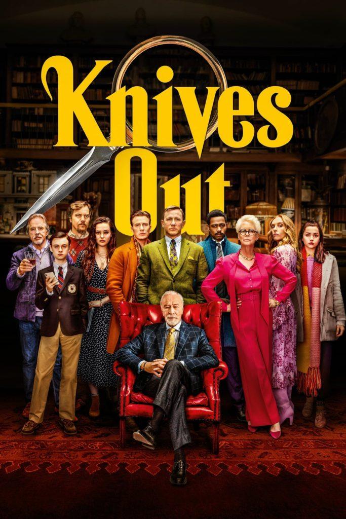 Knives Out [2019] [CUSTOM SCR] [DVDR] [NTSC] [Subtítulado]