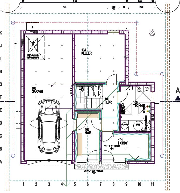 huf haus in gie en der keller. Black Bedroom Furniture Sets. Home Design Ideas