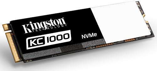 Kingston KC1000 NVMe 240 GB
